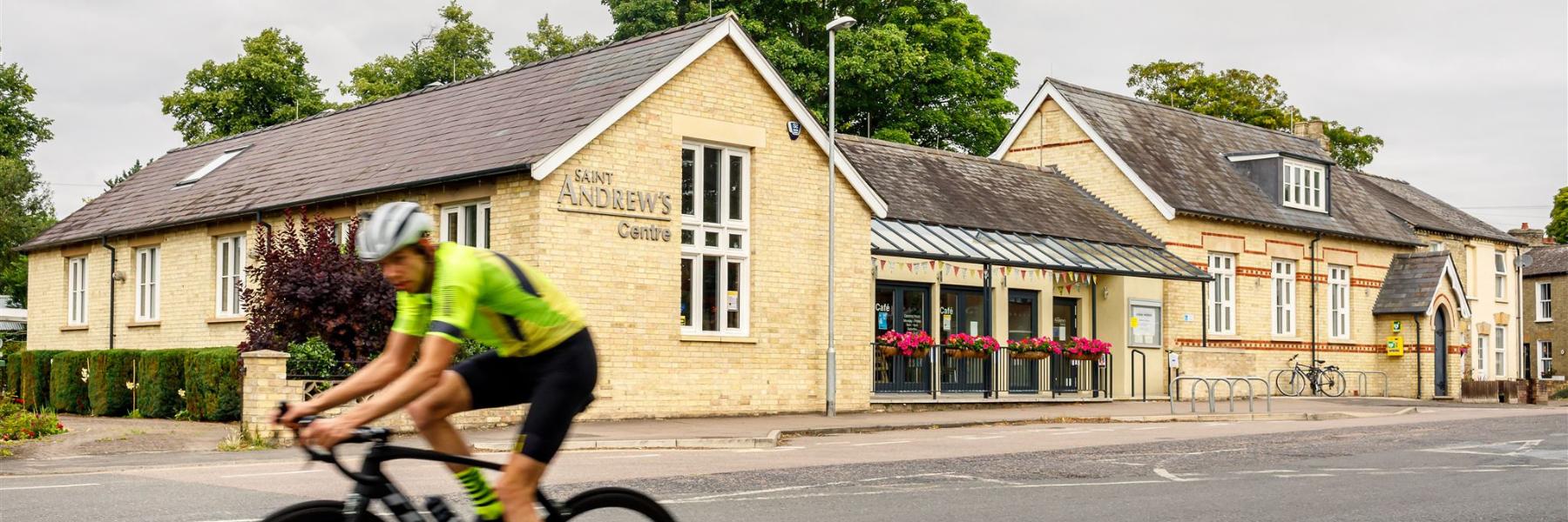 St Andrew's Centre Histon Cambridgeshire