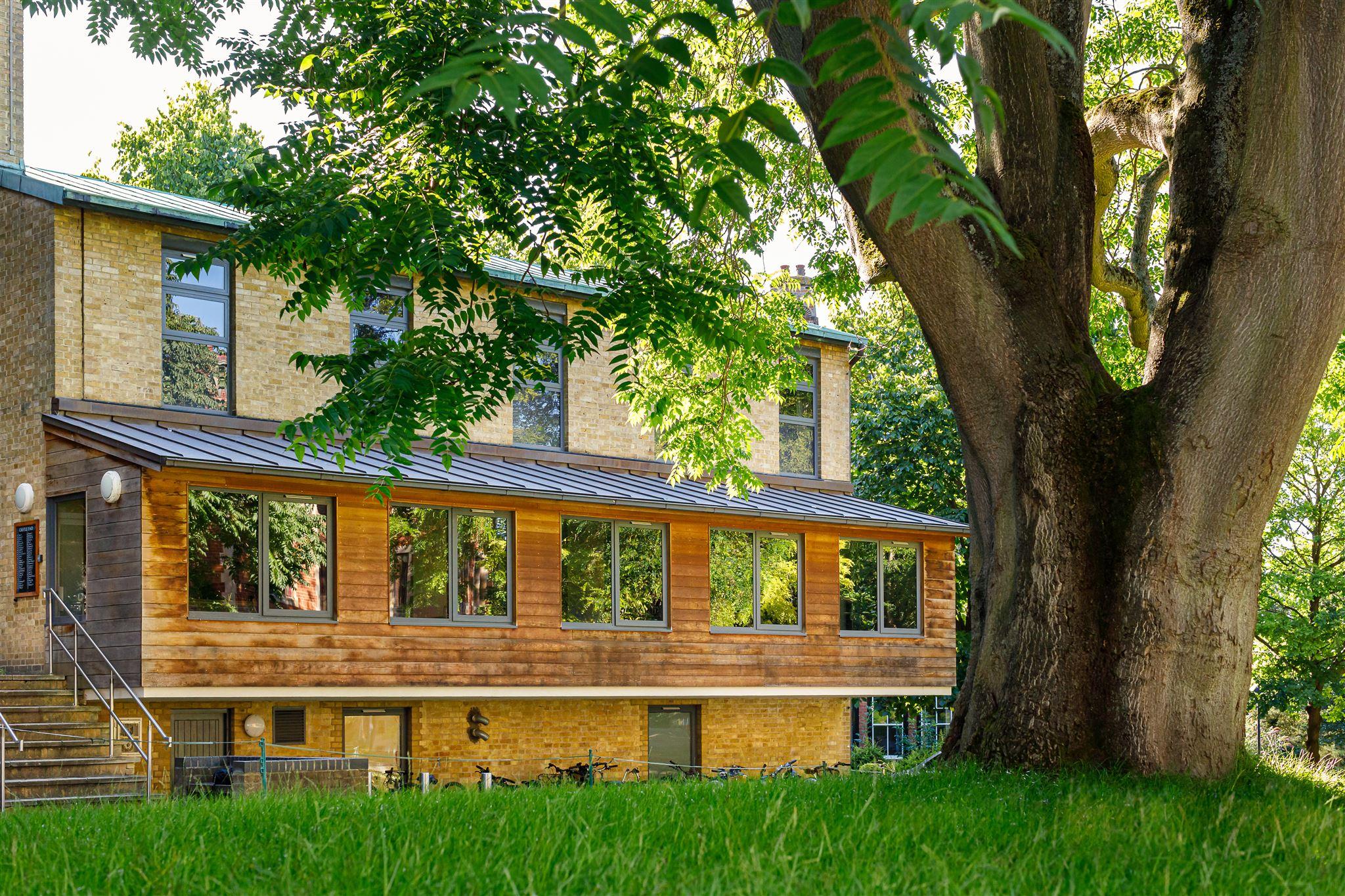 Clare College Cambridge