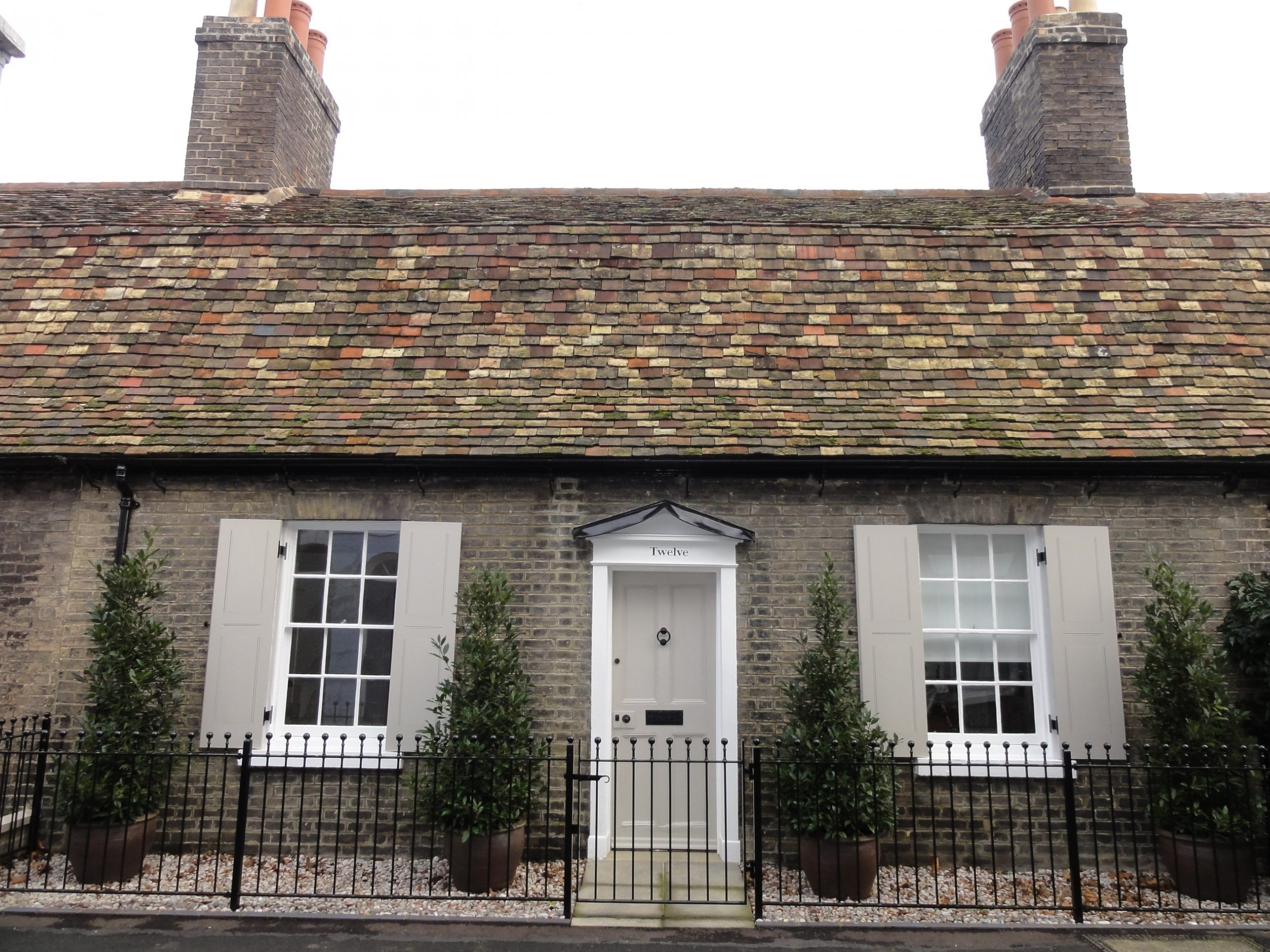 Refurbishment and extension of a listed cottage in Cambridge