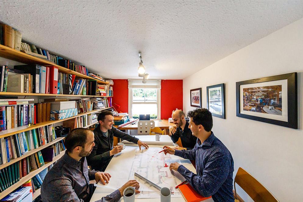 The Archangel Architects Team