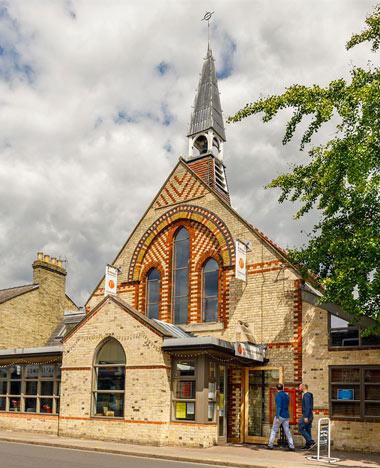St Philips Church Mill Road