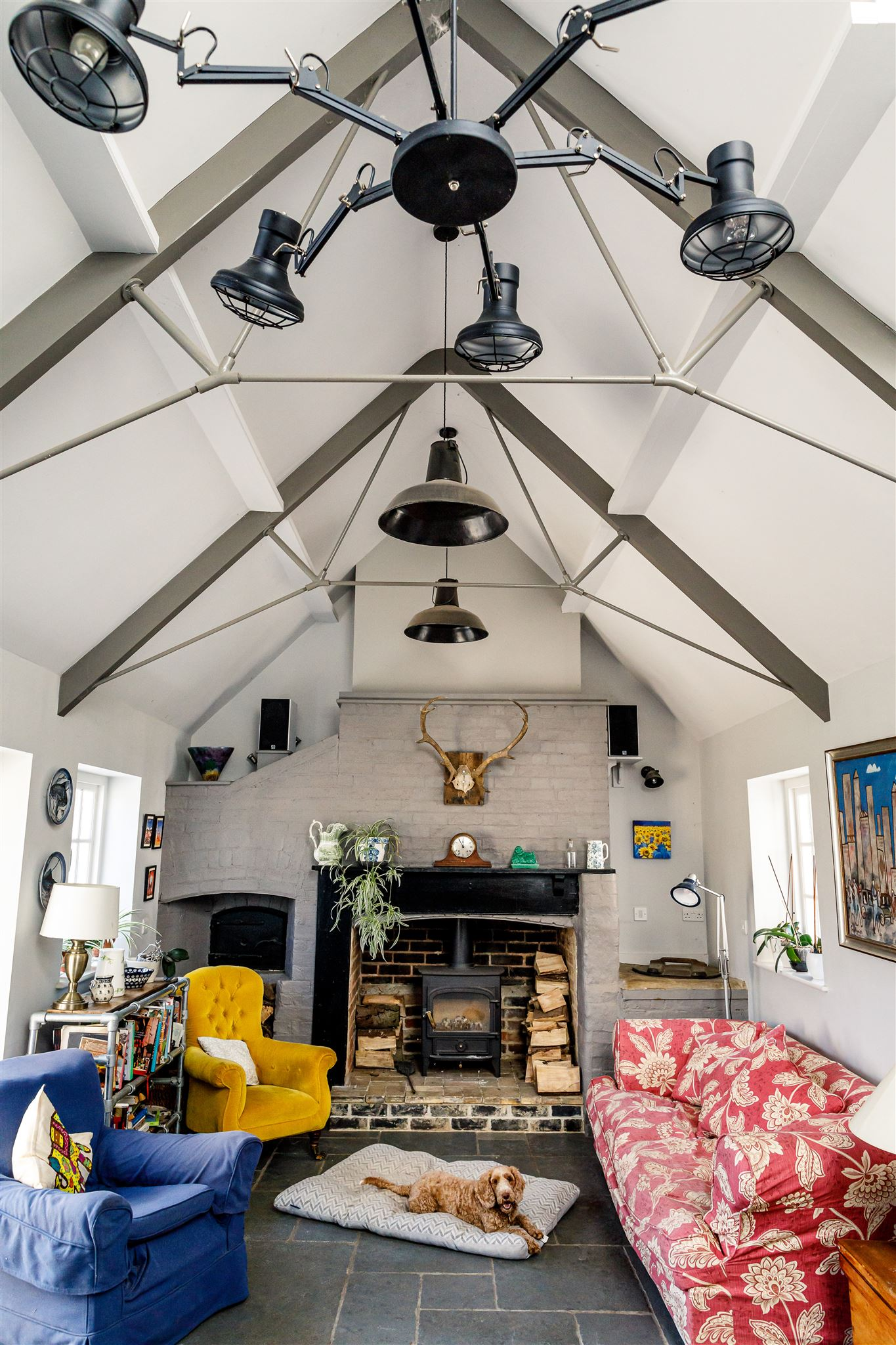 Architect for Renovation and extension of a Victorian farmhouse in rural Cambridgeshire
