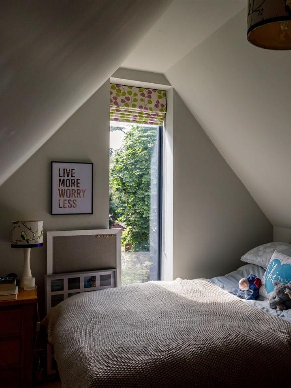 Cabbage Moor loft extension